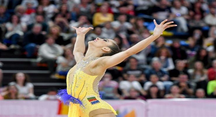 Чемпионат Европы по художественной гимнастике перенесли