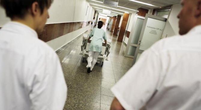 Из-за эпидемии число госпитализаций в Бельгии увеличилось на 30 процентов