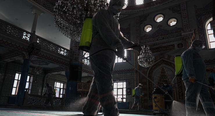 В Турции объявили о первой жертве COVID-19