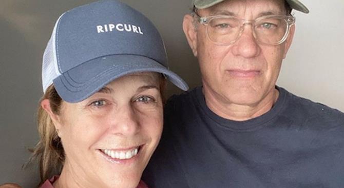 Том Хэнкс и его жена уже выписаны после лечения от коронавируса