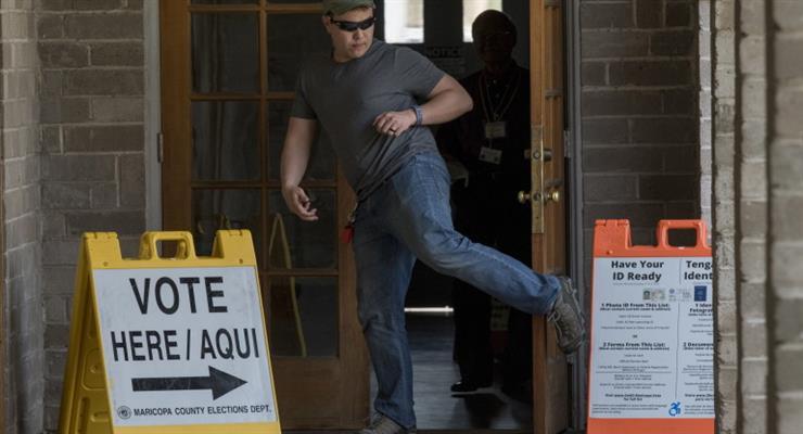 Из-за коронавируса в Огайо отменили первичные выборы