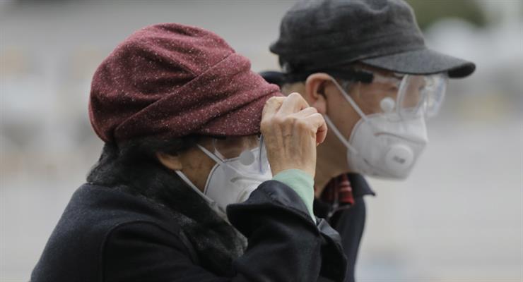 В Китае первый день без новых больных в городе Ухань