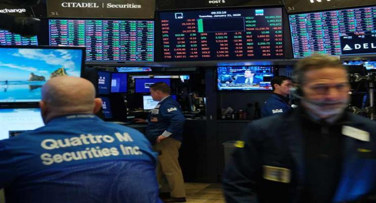 """Необъяснимо: """"Фондовые рынки США выросли после исторического обвала"""""""