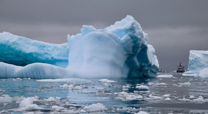 Единственный континент без коронавируса... это Антарктида