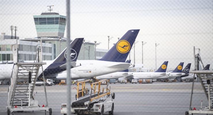 Экономика Германии может сократиться на 9%