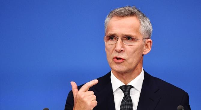 Столтенберг: Северная Македония скоро станет частью НАТО