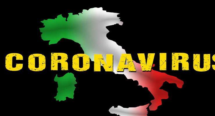 Италия уже является наиболее пострадавшей страной от коронавируса