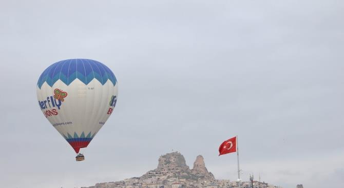 Коронавирус значительно улучшил воздух в Турции