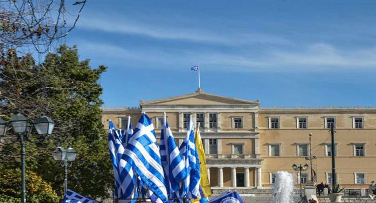 Греция информирует граждан с помощью громкоговорителей