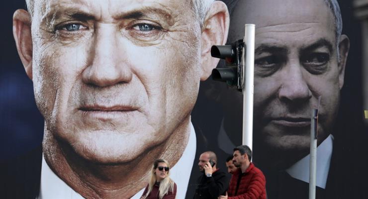 Ганц и Нетаньяху договорились о правительстве