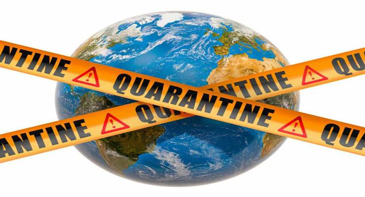 США уже страна с самыми большими проблемами из-за коронавируса