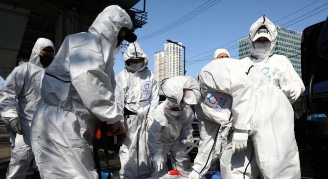 186 человек умерло от коронавируса во Франции сегодня