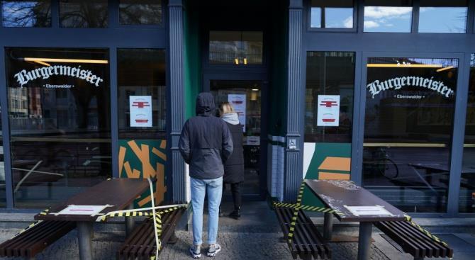 Коронавирус обойдется экономике Германии в 729 миллиардов евро