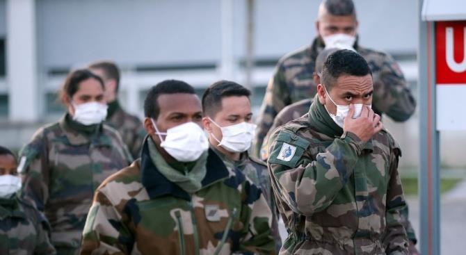 Нидерланды и Франция ужесточают меры по борьбе с коронавирусом