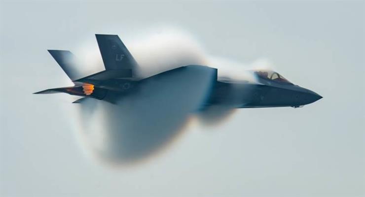 США и Израиль проводят учения с F-35
