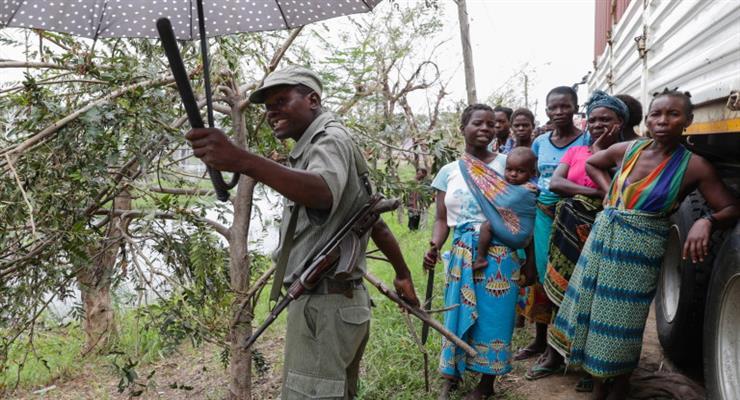 64 мертвых иммигранта найдены в грузовике в Мозамбике