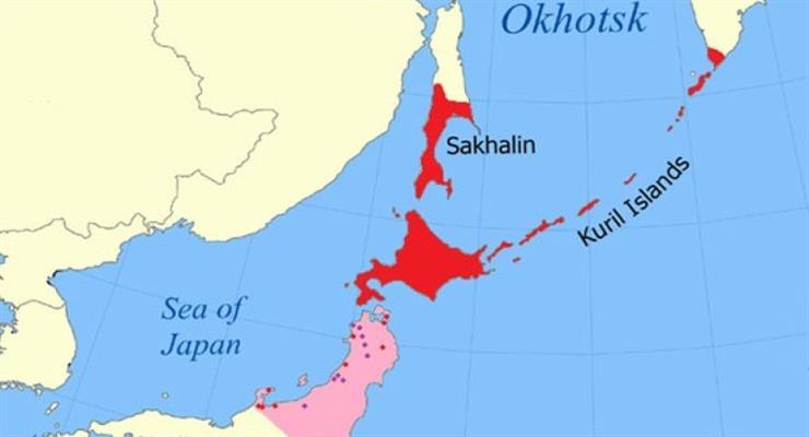 Землетрясение силой 7,5 баллов на Рихтере обрушилось на Курильские острова