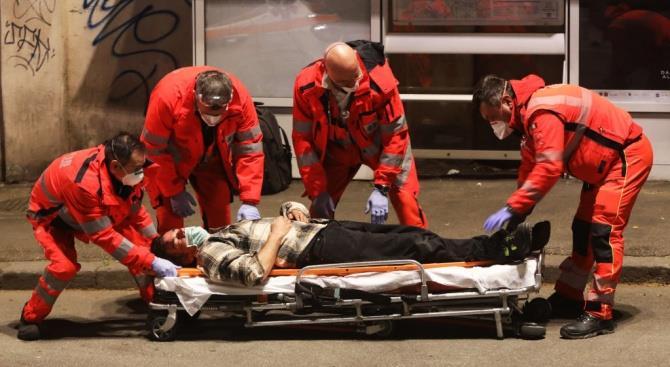 Число погибших от коронавируса в Италии увеличилось на 743 за день