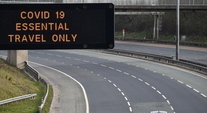 В Британии в последний день погибло 87 человек