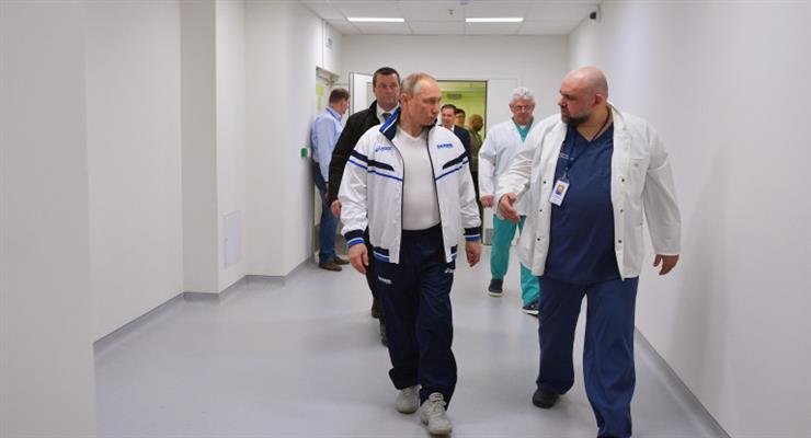 Путін відклав референдум