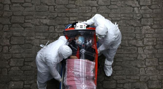 поширення нового коронавируса в Європі сповільнилося