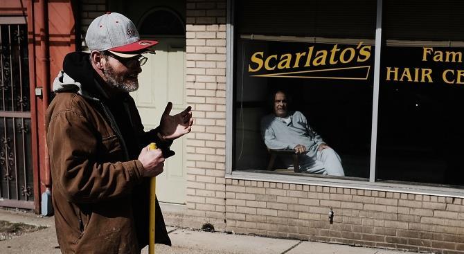 в соціальні служби США вступила рекордна кількість заяв на допомогу з безробіття