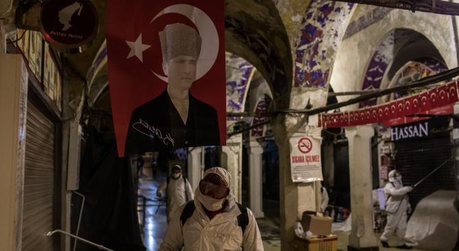 нові заходи безпеки на ринках в Туреччині