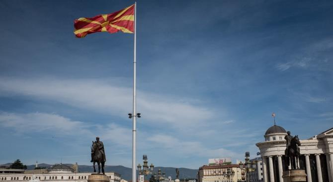 введення комендантської години в Скоп'є