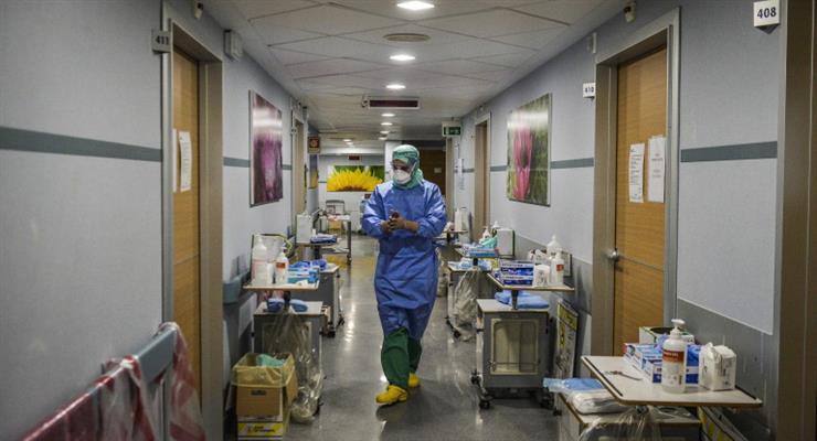 61 доктор помер від коронавируса в Італії