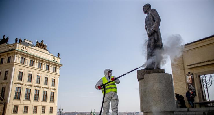 число заражених коронавірусом в Чеській Республіці перевищило 3000 осіб