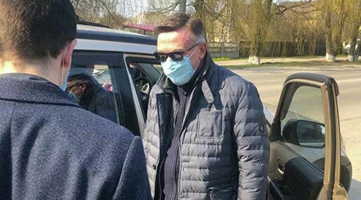 колишній глава МЗС України Леонід Кожара був заарештований