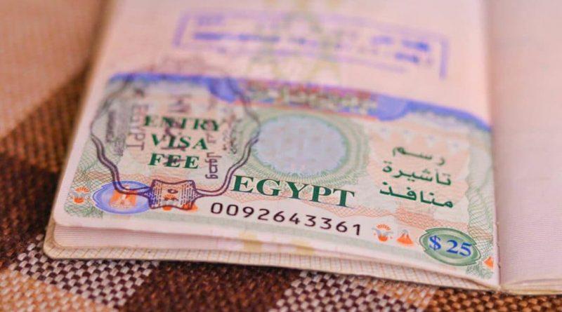 Єгипетський уряд прийняло рішення ввести візи для туристів