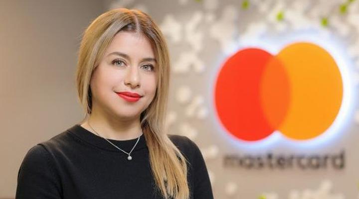 генеральний директор компанії MasterСard в Україні Інга Андрєєва