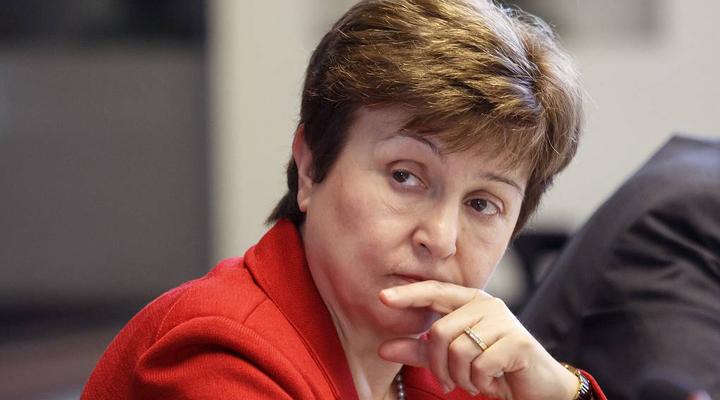 Крісталіна Георгієва повідомила, що МВФ готовий в стислі терміни мобілізувати 1 трильйон доларів для фінансової підтримки постраждалих