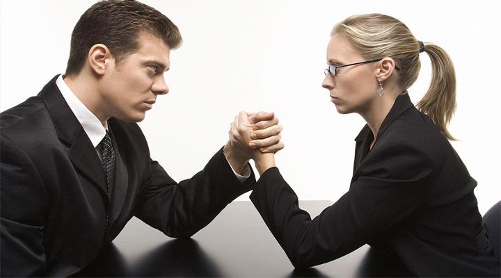нерівність жінок і чоловіків в оплаті праці