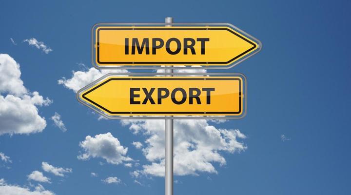 в 2020 году экспорт в Украине превысил импорт
