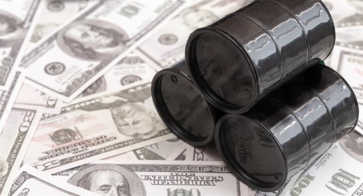 зафиксировано очередное резкое снижение цены на нефть