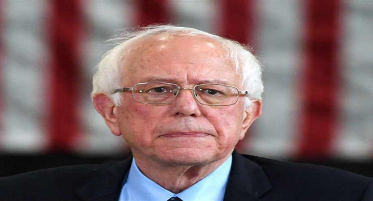 Сандерс снял свою кандидатуру в президентской гонке