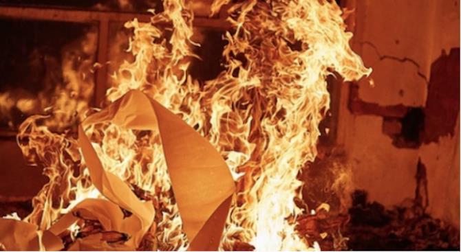 пожежа в будинку для літніх людей
