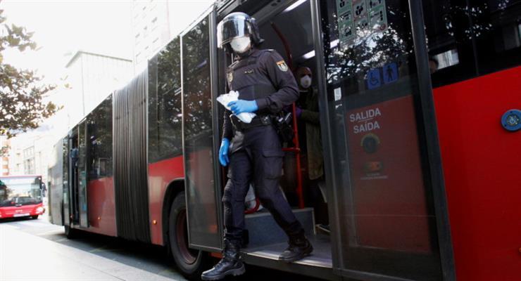 рабочим будут раздавать маски