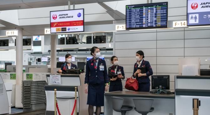 в японському аеропорту підготували для очікують ліжка з картону