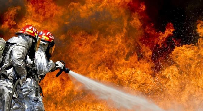 дощ допоміг загасити пожежу