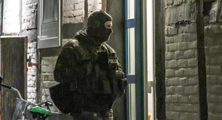 поліція заарештувала чотирьох підозрюваних членів групи «Ісламська держава»