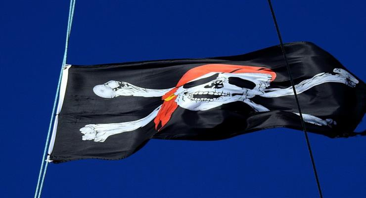 пираты захватили судно