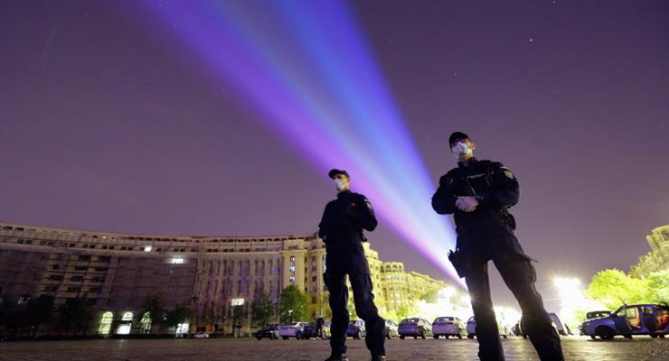 в Румынии оштрафовано 200000 человек