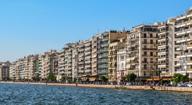відновляться прогулянки по пішохідному бульвару в Салоніках