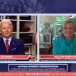 Хиллари Клинтон поддержала Байдена на президентских выборах