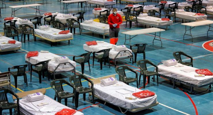 Коронавирус: смертность в Испании превышает 10000 после рекордных 950 в день