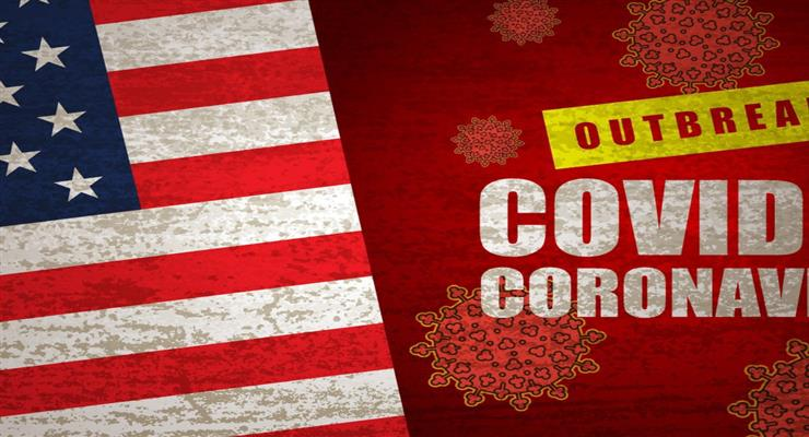 В Соединенных Штатах было продано 2,5 миллиона единиц оружия из-за коронавируса