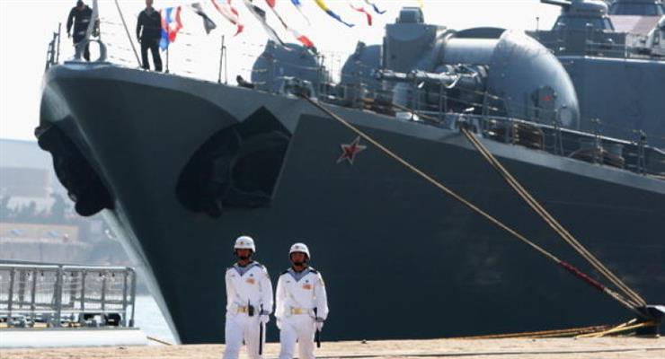 китайське судно берегової охорони потопило в'єтнамську рибальську шхуну